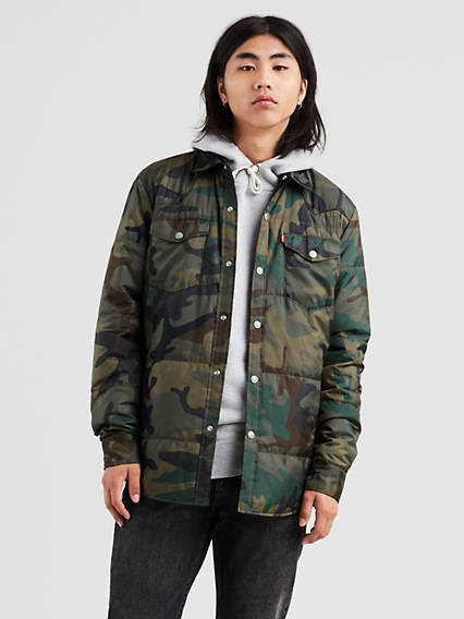 Barstow Shacket Jacket