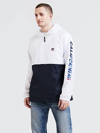 Packable Sport Anorak Jacket
