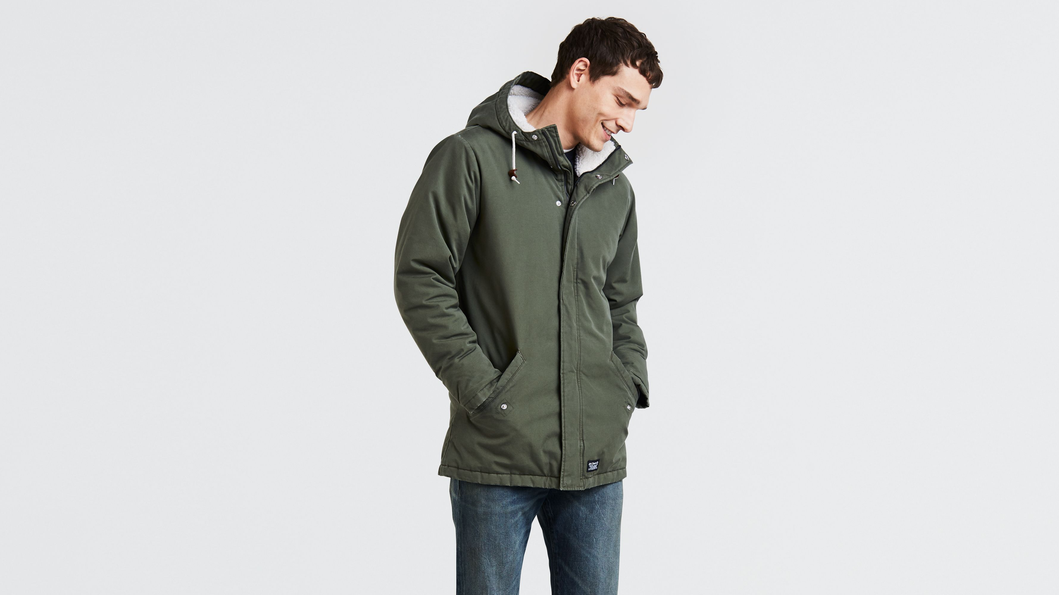 Jackets amp; For Men's Denim Men Coats Jackets Levi's 15wIqRI