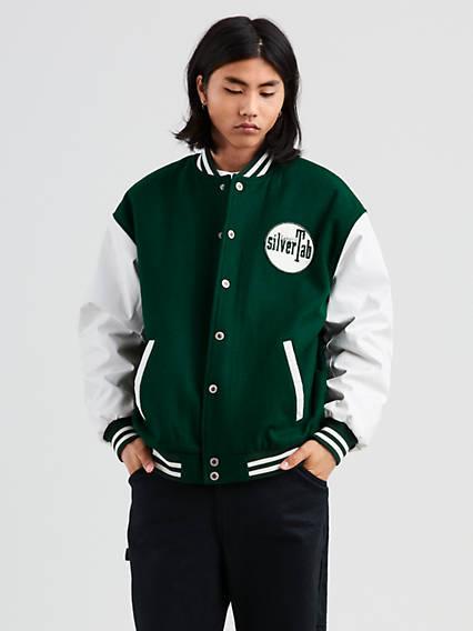 Levi's® SilverTab Baggy Bomber Jacket