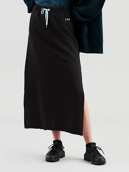 Line 8 Fleece Skirt