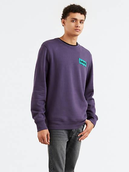 Modern Crewneck Sweatshirt