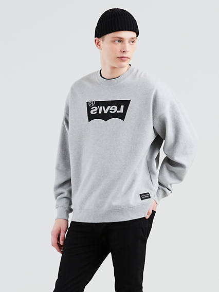Line 8 Unisex Sweatshirt 9fcfa963add