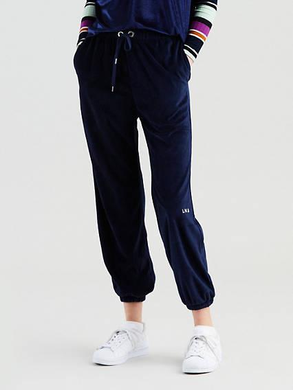 Line 8 Velour Pants