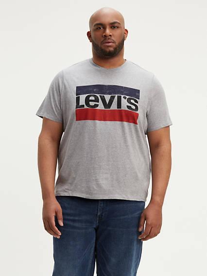 Classic Graphic Tee Shirt (Big)