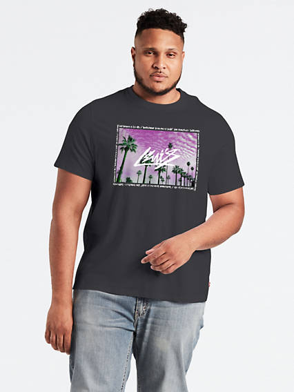 Big & Tall Graphic Tee