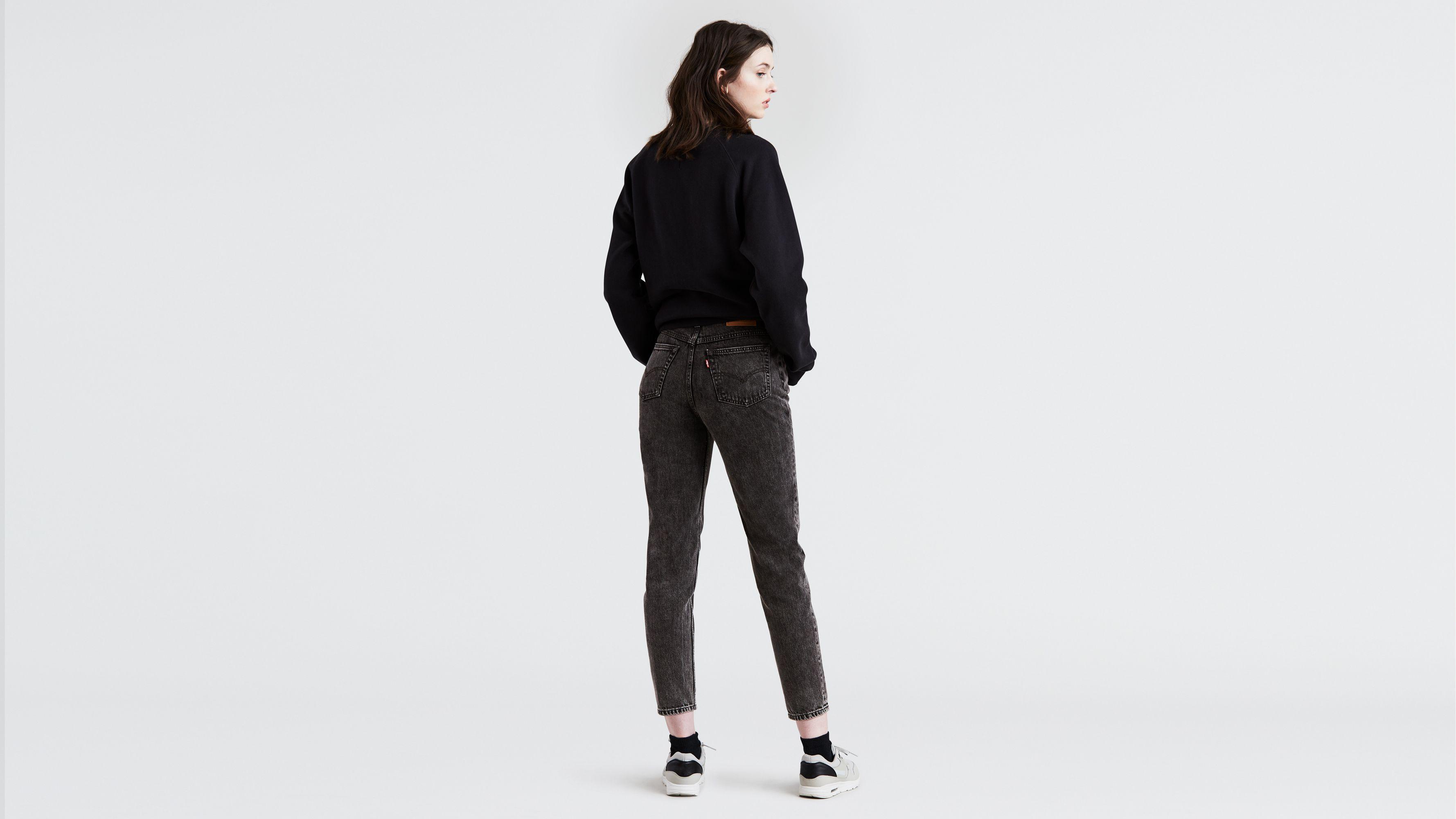 2ccbd32e Mom Jeans - Grey   Levi's® US