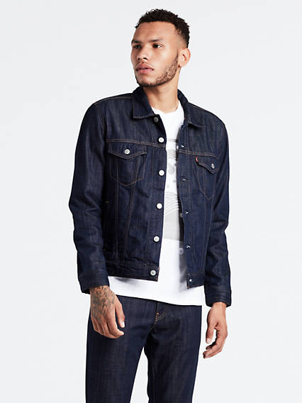 Wellthread Lined Trucker Jacket
