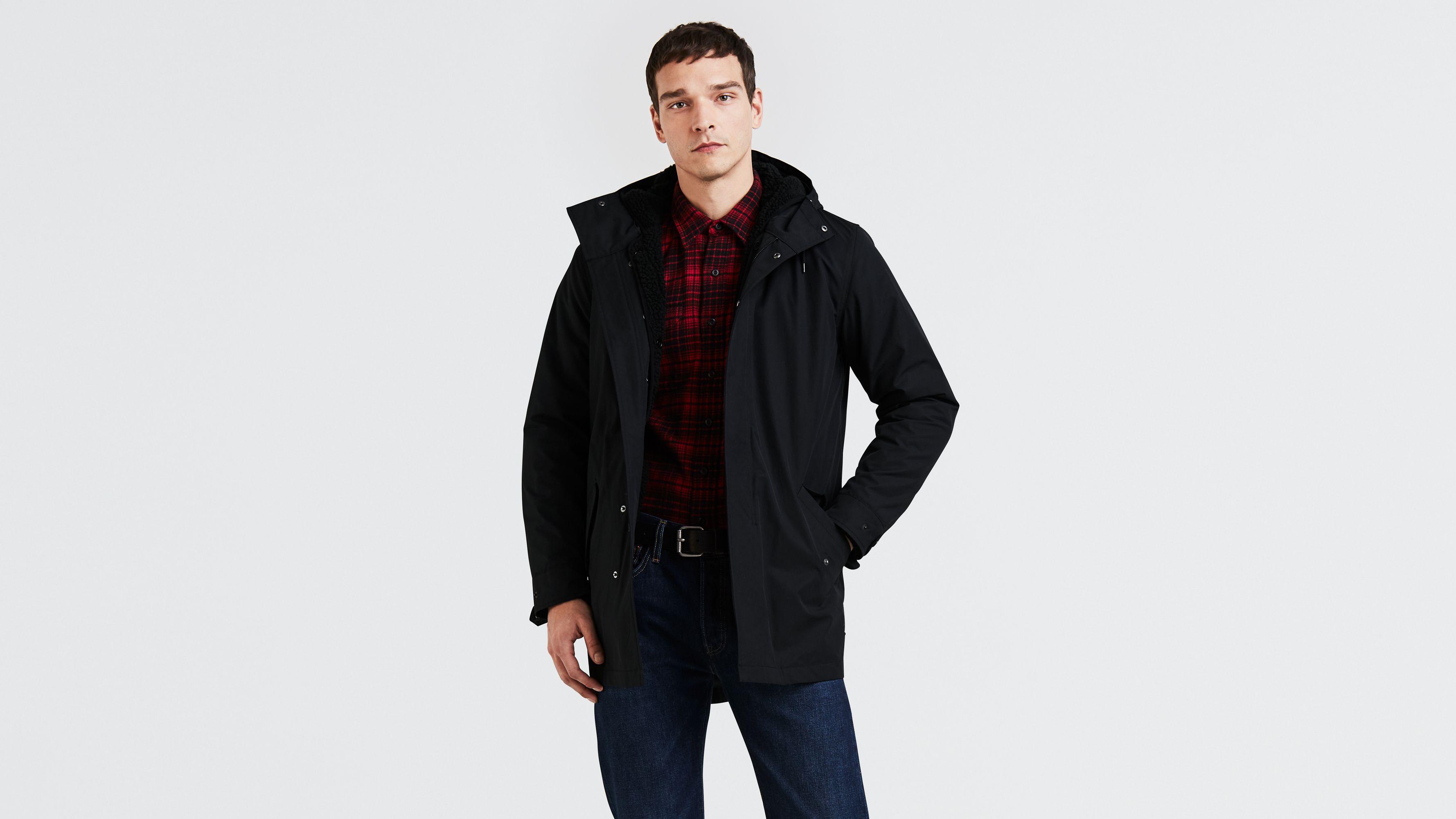 Levi's Men For Denim Jackets Jackets Coats amp; Men's 0CwqTHt