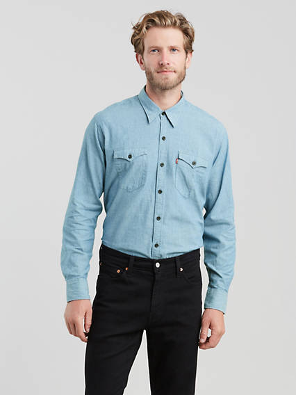 Modern Barstow Denim Shirt