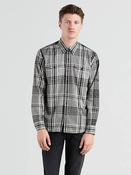 52ff17b5ca4 Modern Barstow Western Shirt
