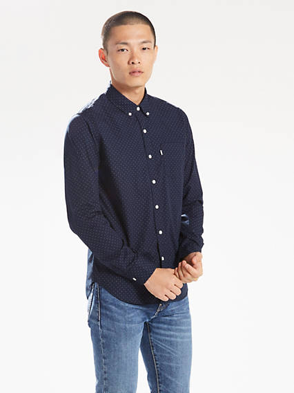 Classic One Pocket Shirt (Big)