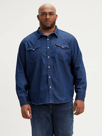 Classic Denim Shirt (Big)