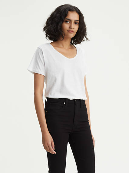 Levi's� Made & Crafted� Tuck Tee
