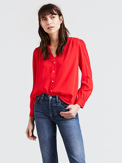 Malika Shirt Shirt