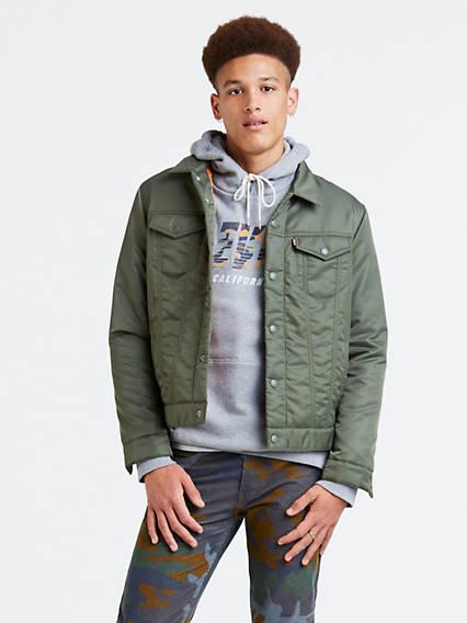 8c67adae0 Men s Jackets   Denim Outerwear On Sale