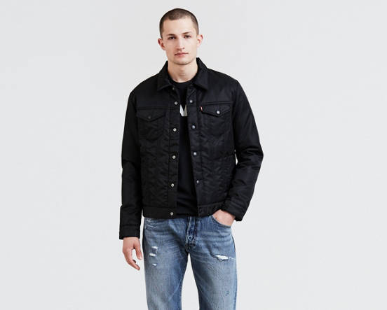 cd00ef12f Thermore Trucker Jacket