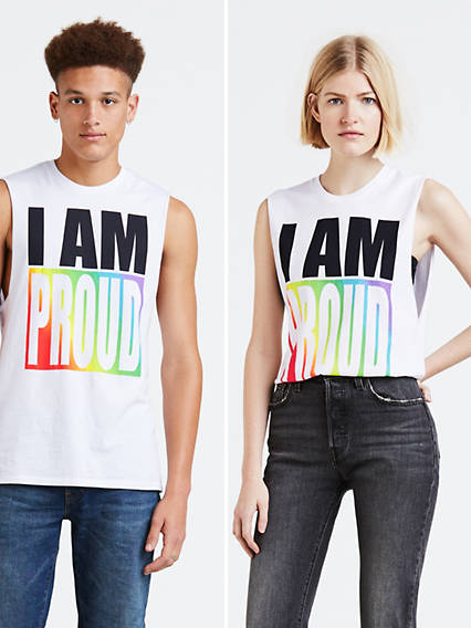 Pride Community Tank Top