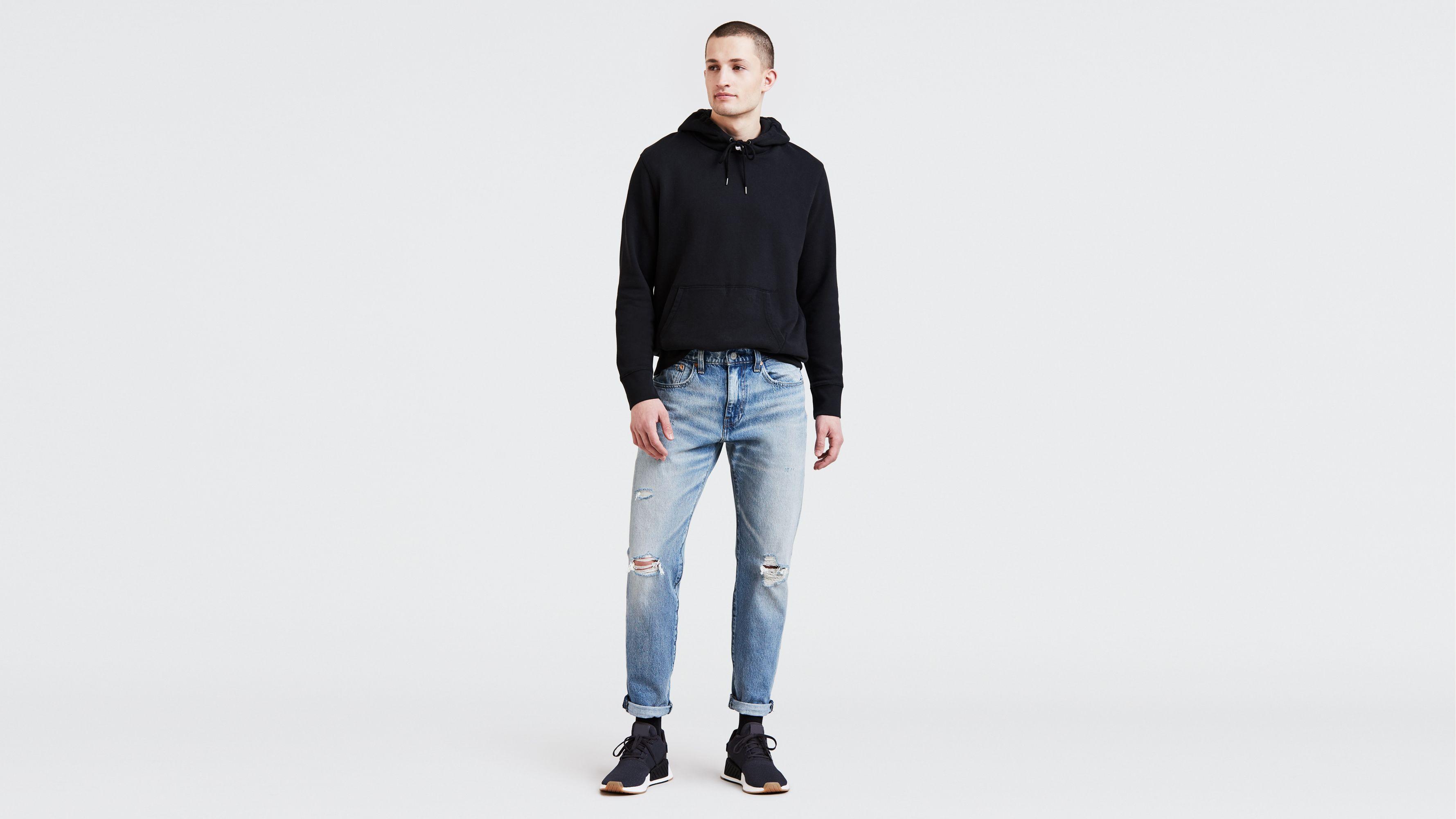 c1cf9af6be5 Hi-ball Roll Jeans - Light Wash