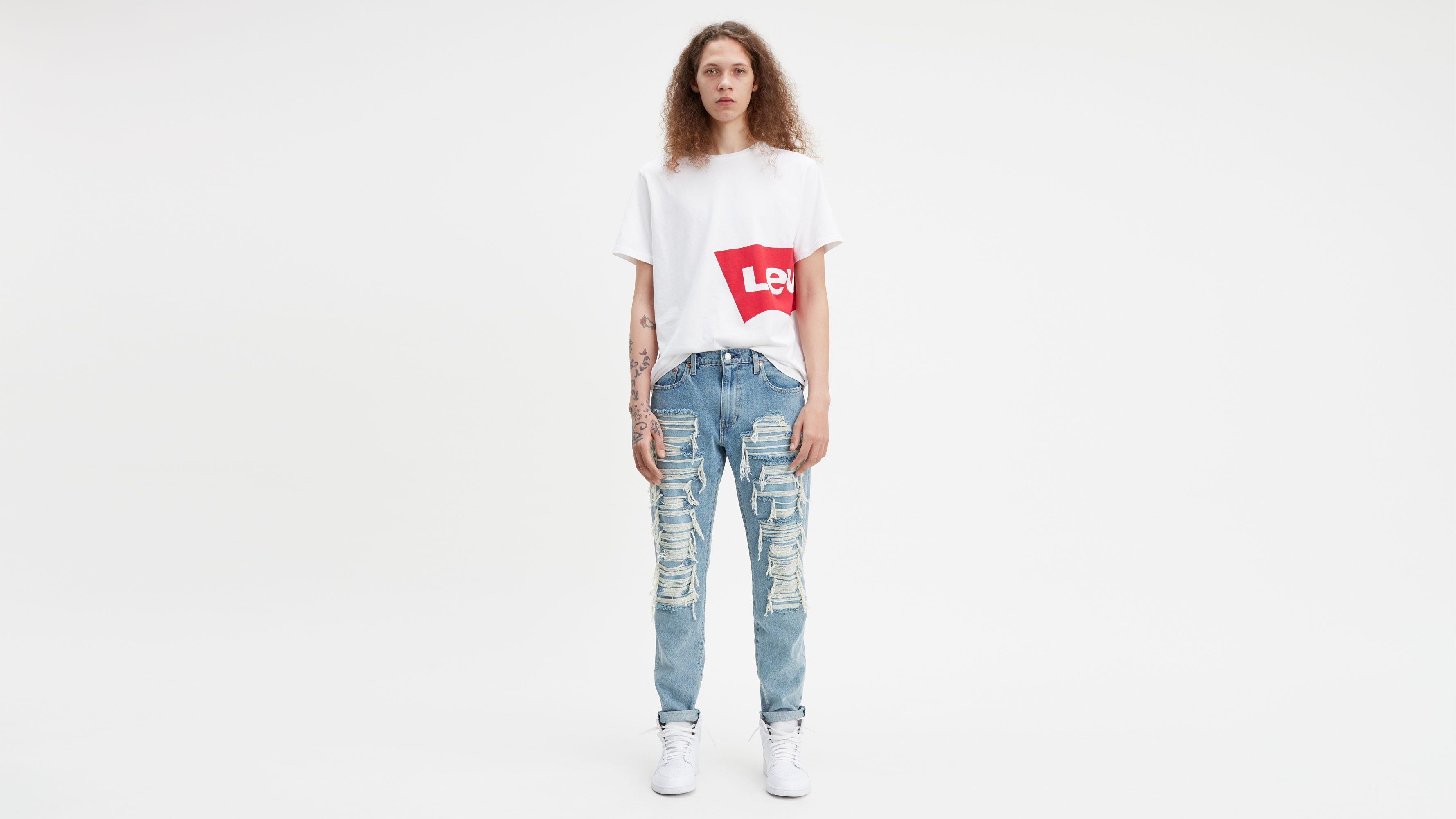 8d03989e Hi-ball Roll Jeans - Light Wash | Levi's® US