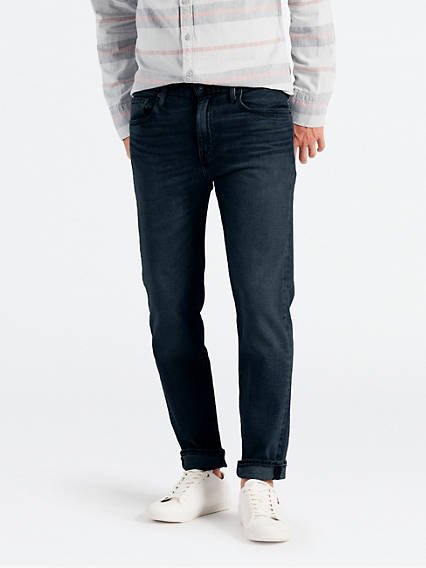 Hi-Ball Roll Jeans - Advanced Stretch