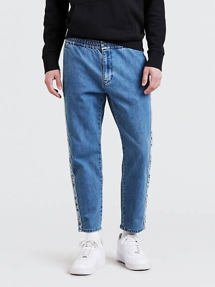 Alt Denim Track Pant Jeans