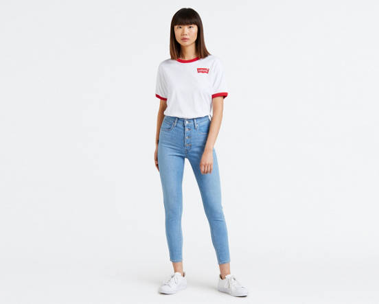 1aa6823e27719a Use + and - keys to zoom in and out, arrow keys move the zoomed portion of  the image. Mouse over image for a closer look. Mile High Super Skinny Ankle  Jeans ...