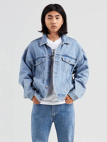 Levi's® SilverTab Trucker Jacket