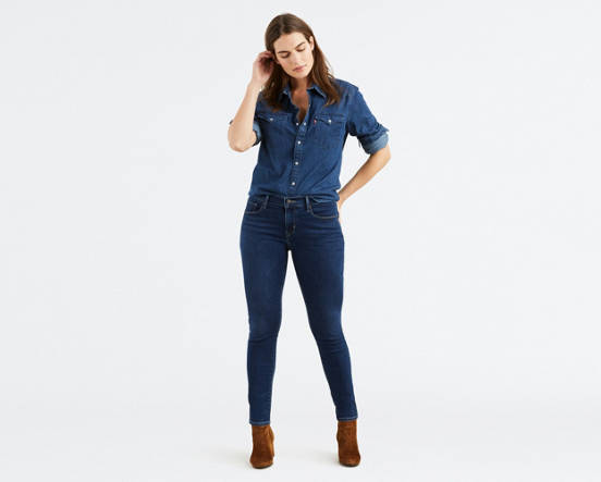 b837dc5a1 Mouse over image for a closer look. Curvy Skinny Jeans ...