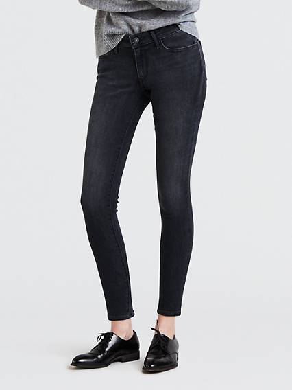 711 Skinny Women's Jeans With Back Zip