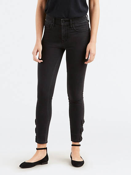 721 Hr Skinny Bow Jeans