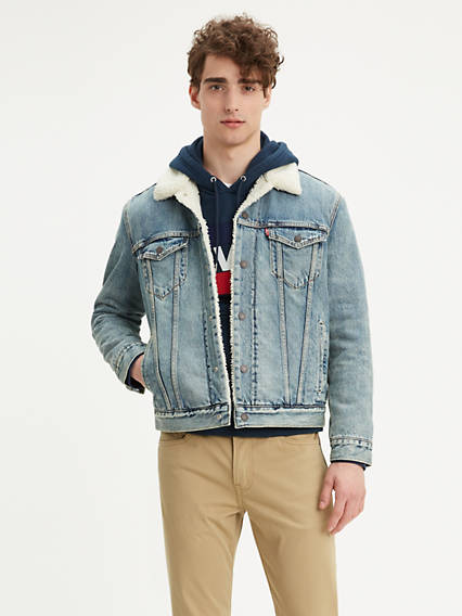 Sherpa Trucker Jacket (Tall)