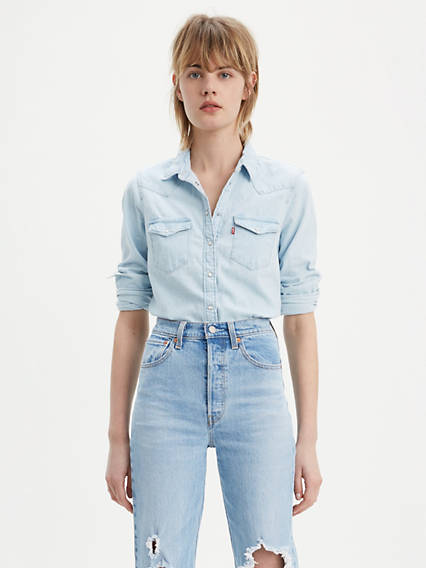 Ultimate Denim Shirt
