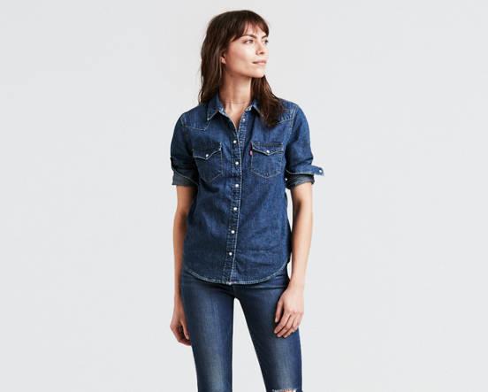 35691354a7 Ultimate Denim Shirt