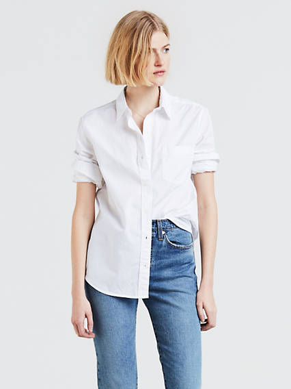 2ea36d791c9 Women's Shirts, Denim Blouses, Tank Tops & T-Shirts | Levi's® US