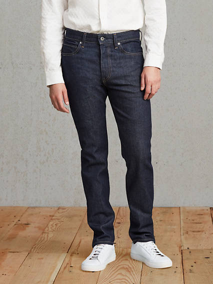 Needle Narrow Jeans
