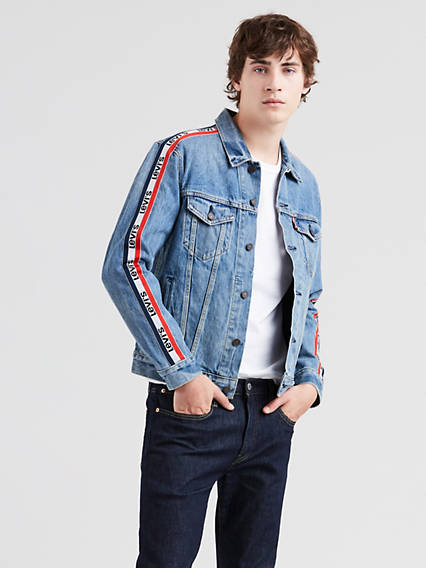 Sportswear Trucker Jacket