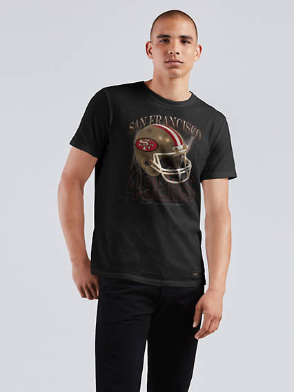 16a607a84 Levi s® NFL Shortsleeve Graphic Tee Shirt