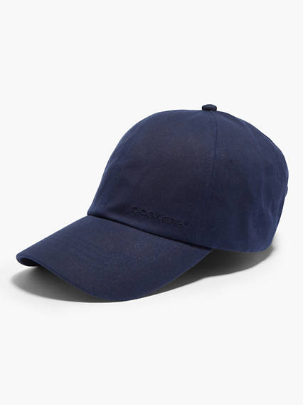Waxed Cotton Baseball Cap