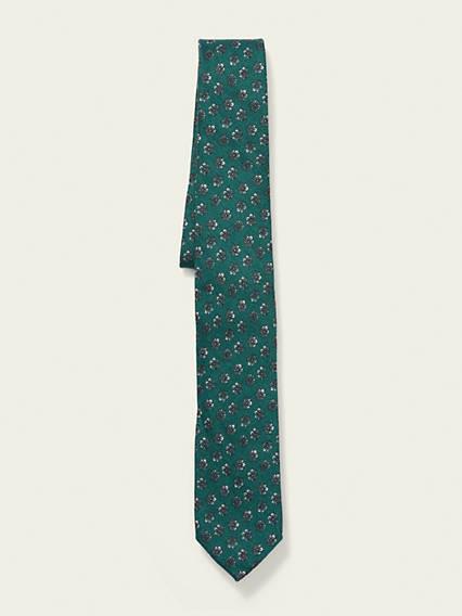 Casanova Floral Tie