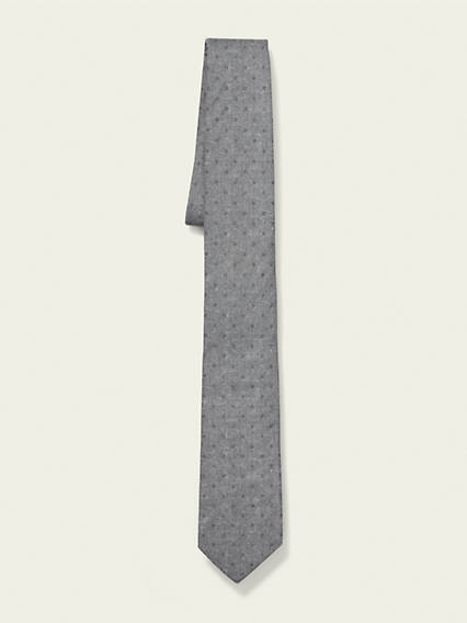 Chambray Dobby  Tie