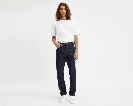 efeab3ff327 Levi's® Made & Crafted® 512™ Slim Taper Fit Stretch Jeans - Dark ...