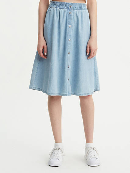 5f5ee2cc2f Denim Skirts & Dresses - Shop Jean Skirts & Dresses | Levi's® US