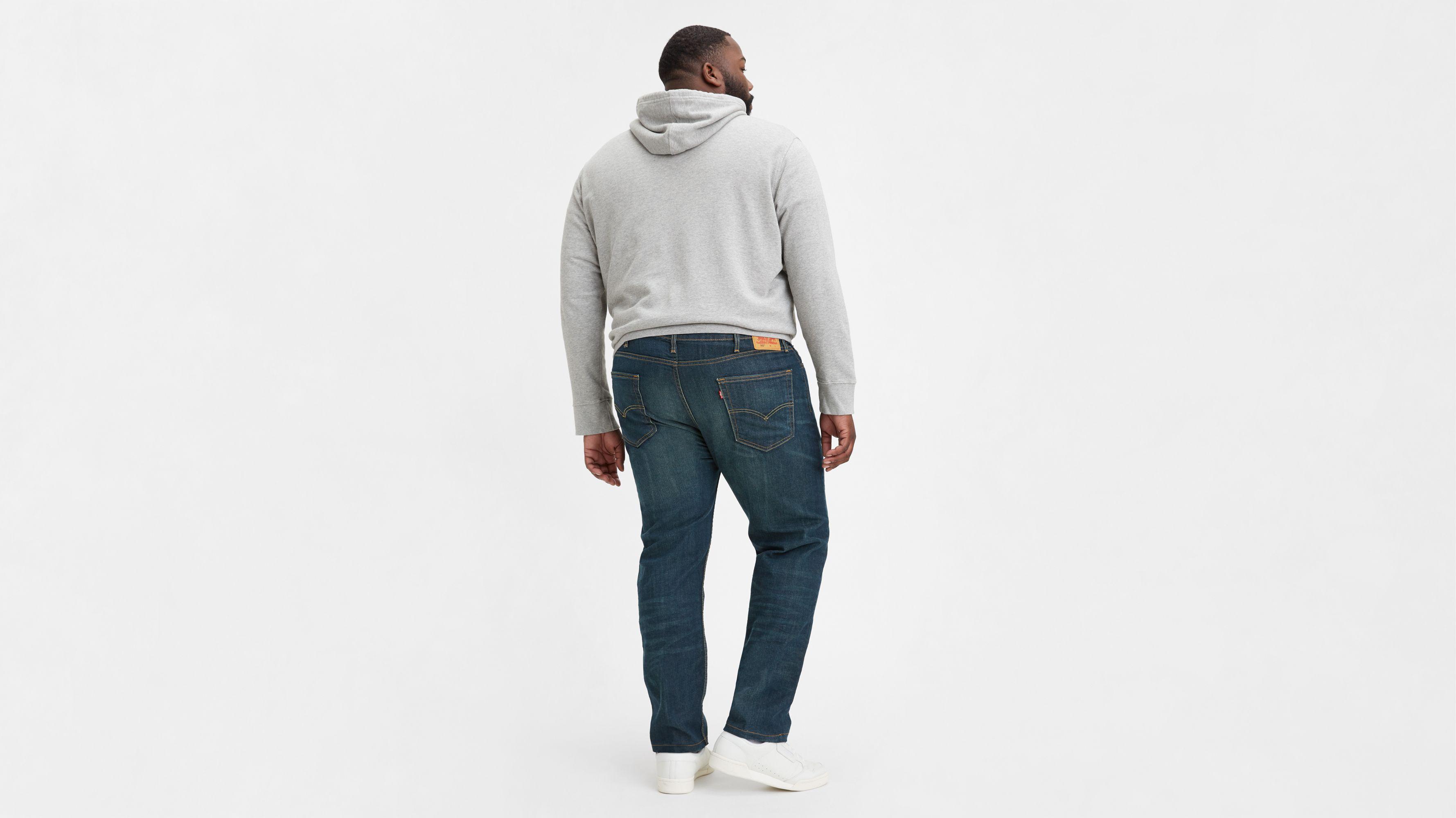 474b839909b 502™ Taper Fit Men's Jeans (big & Tall) - Blue   Levi's® US