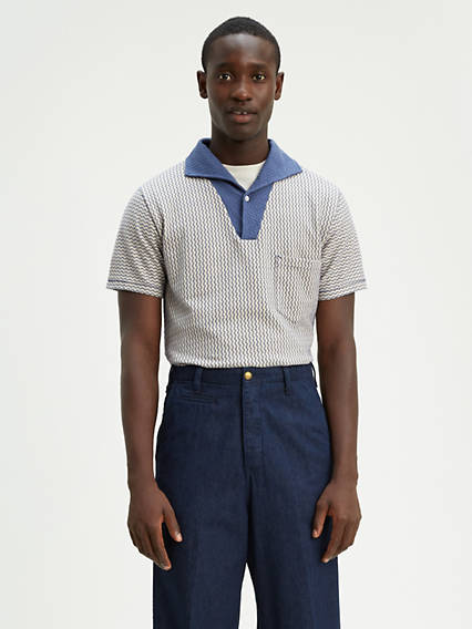 Levi's® Vintage Clothing 1950's Polo Shirt