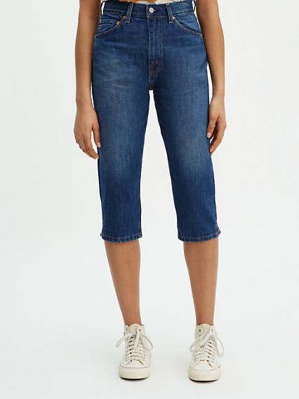 Levi's® Vintage Clothing 1950's 701™ Custom Capris Jeans