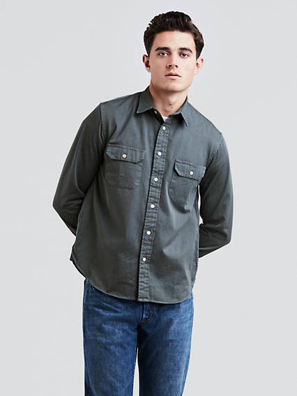 Tab Twills Shirt