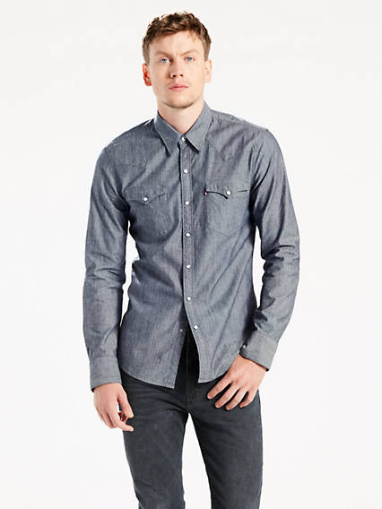 Chemise western Barstow