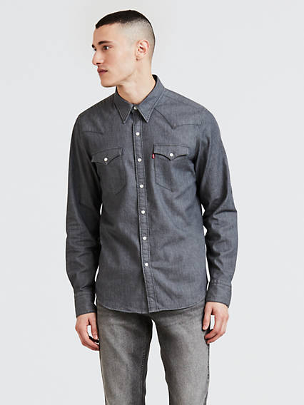 8ee3c2f1f Men's Shirts | Levi's Uk