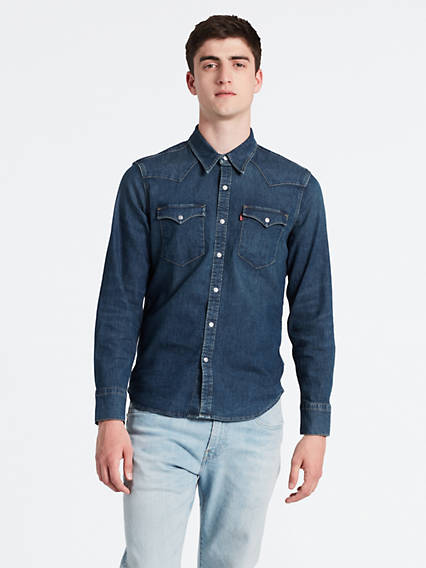 Barstow Denim Shirt